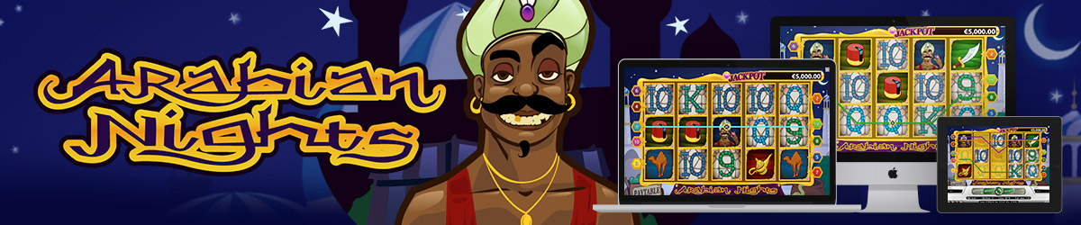 Casinopelit Arabian Nights Slots